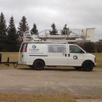 Carson Electric Van